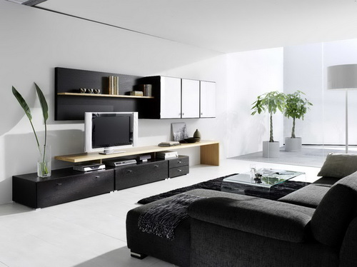 wohnideen wohnzimmer mit kuche ihr ideales zuhause stil. Black Bedroom Furniture Sets. Home Design Ideas